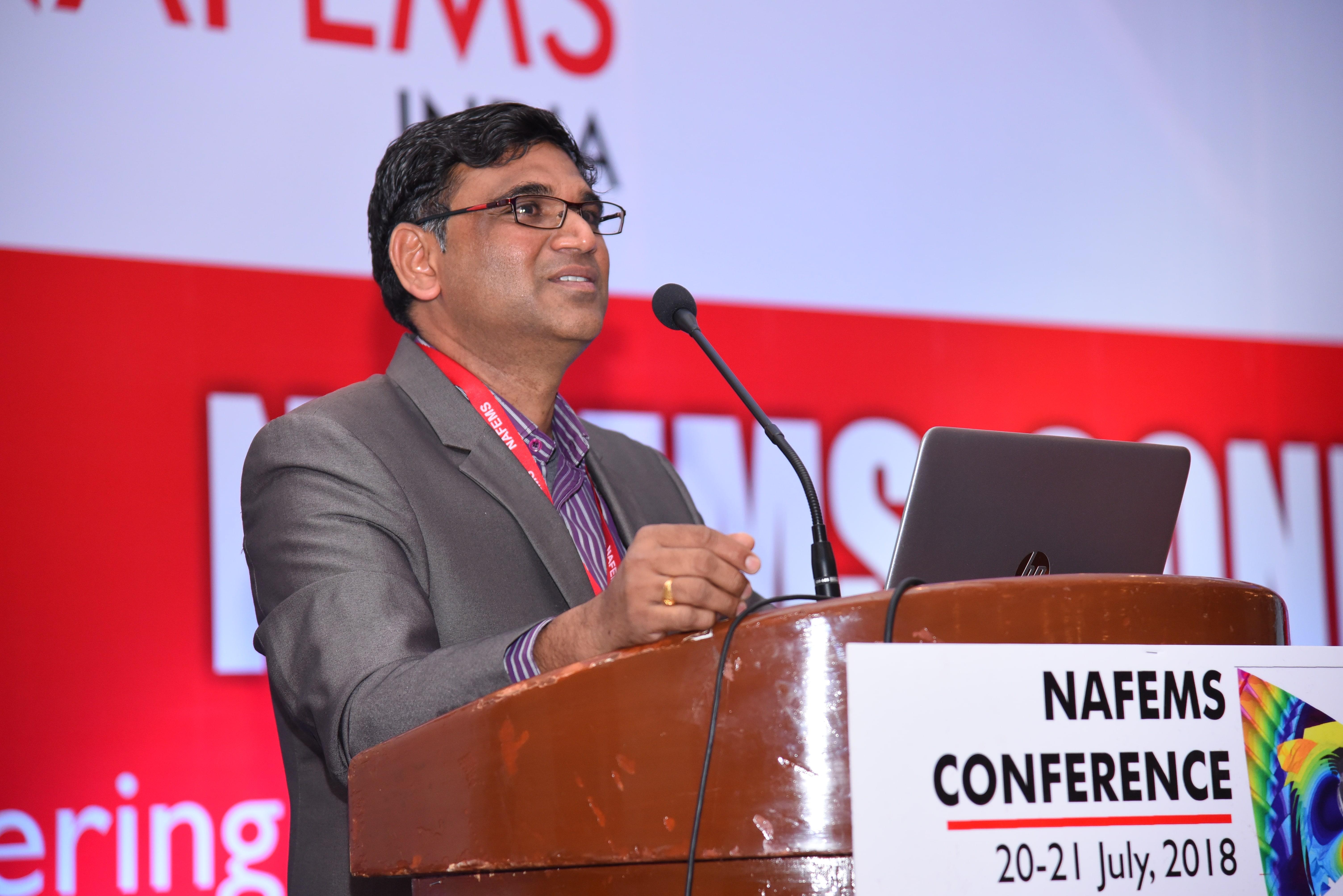 NAFEMS Conference 2018